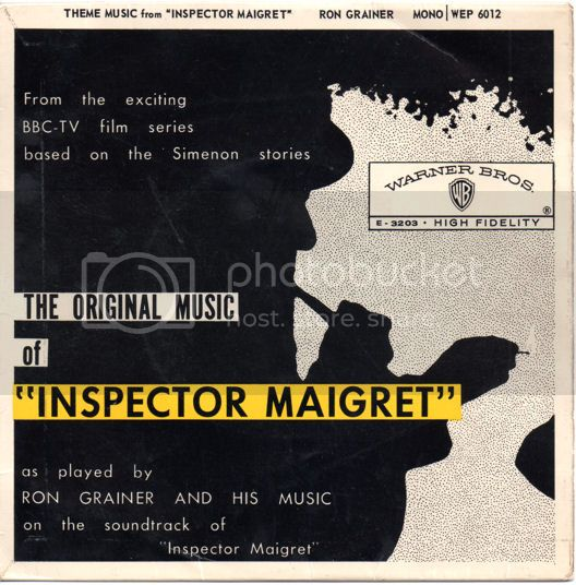 The Original Music Of Inspector Maigret