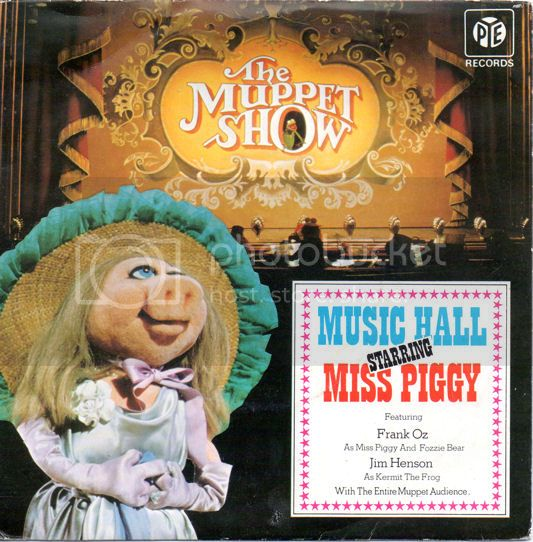 MUPPETS - Muppet Show Music Hall Ep