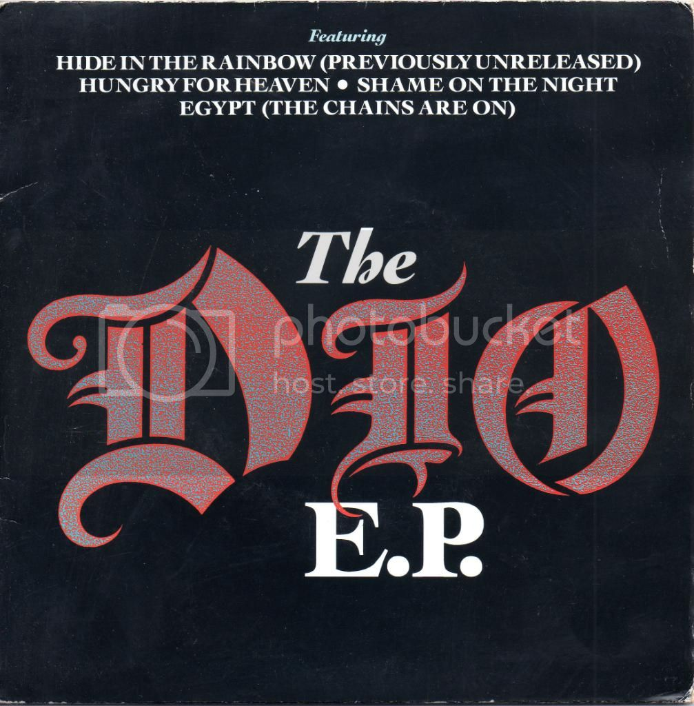 The Dio Ep Double Pack