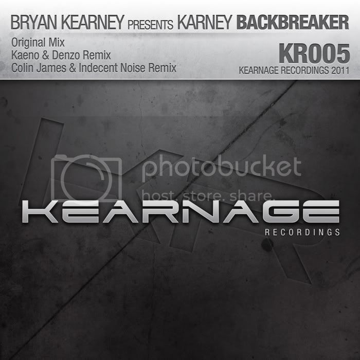 Bryan Kearney Pres Karney - Backbreaker - MusicLovers