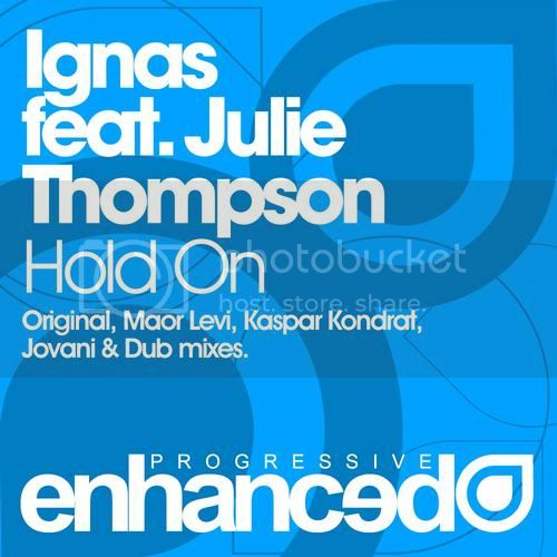 Ignas feat Julie Thompson - HOLD ON - MusicLovers