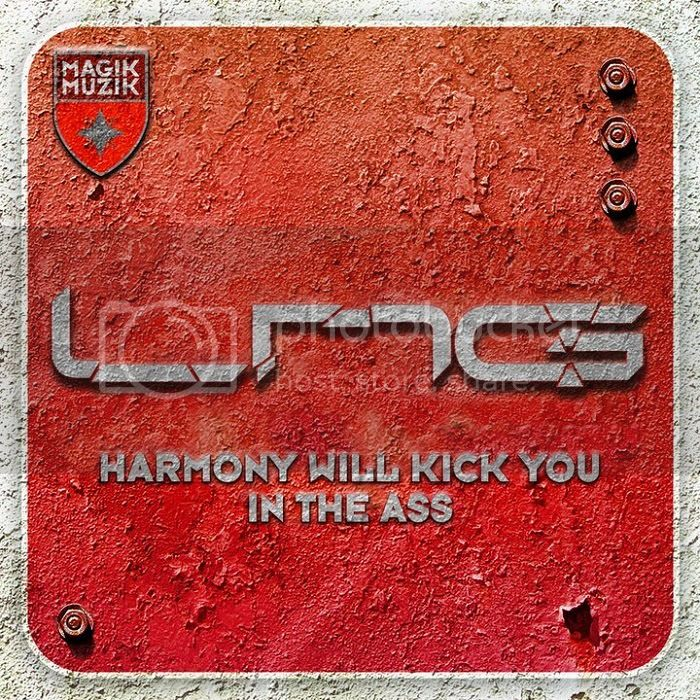 Lange Pres LNG - Harmony Will Kick You In The Ass - MusicLovers
