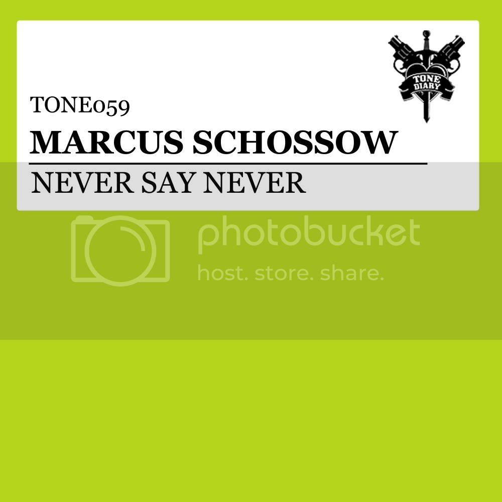 Marcus Schossow - Never Say Never - MusicLovers
