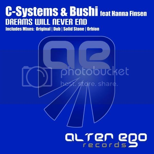 C-Systems & Bushi feat. Hanna Finsen - Dreams Will Never End - MusicLovers