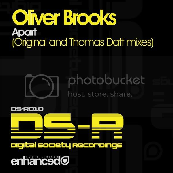 Oliver Brooks - Apart (Incl Thomas Datt Remix) - MusicLovers