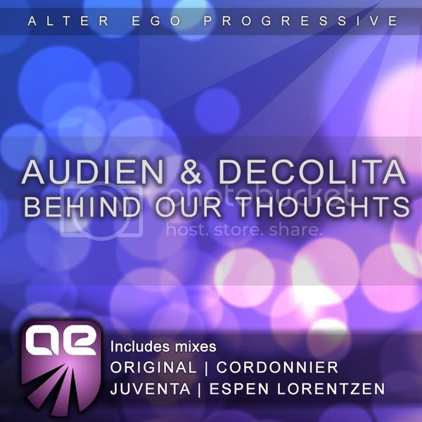 Audien & DeColita - Behind Our Thoughts - MusicLovers