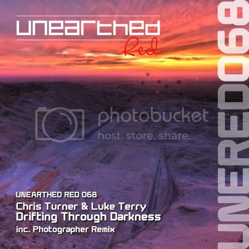 Chris Turner & Luke Terry - Drifting Through Darkness - MusicLovers