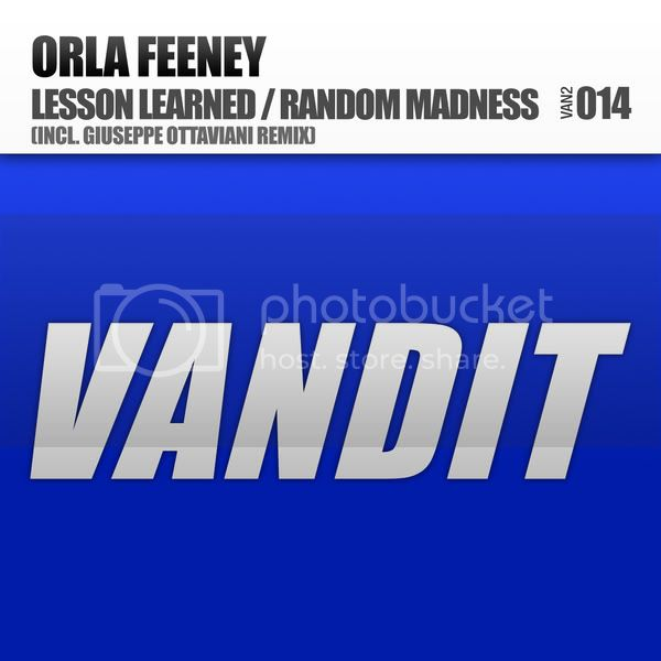 Orla Feeney - Lesson Learned / Random Madness - MusicLovers