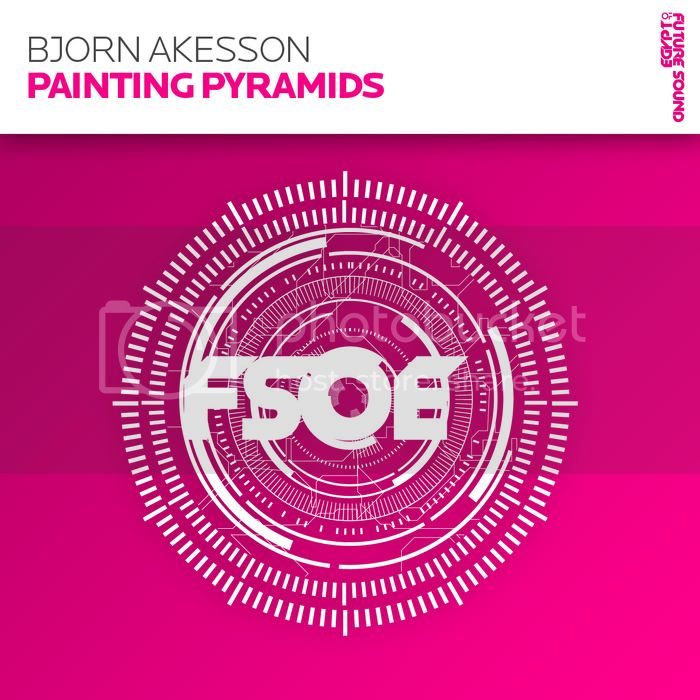 Bjorn Akesson - Painting Pyramids - MusicLovers