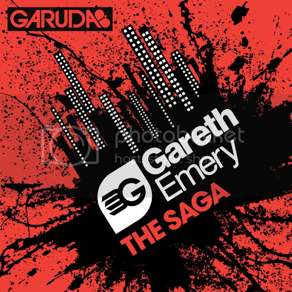 Gareth Emery - The Saga - MusicLovers