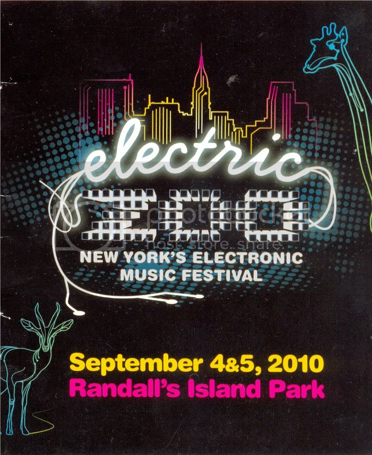 Electric Zoo 2010 @ NYC - MusicLovers Special - MusicLovers
