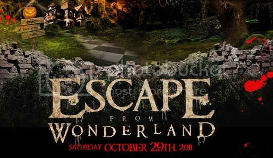 Escape from Wonderland (San Bernardino, CA) – 29.10.2011 - MusicLovers